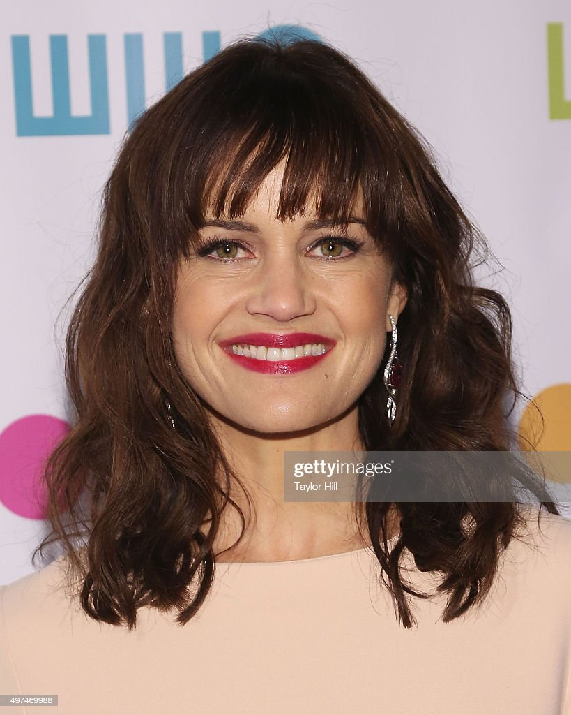 Carla Gugino attends Worldwide Orphans 11th Annual Gala at Cipriani on November 16, 2015 in New York City.