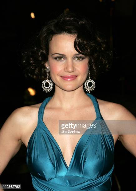 "Carla Gugino during ""Night at the Museum"" New York Premiere - Arrivals at The American Museum of Natural History in New York City, New York, United..."