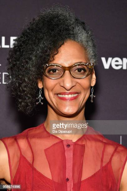 Carla Hall attends the 2018 Paley Honors at Cipriani Wall Street on May 15 2018 in New York City