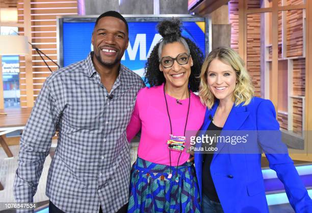GMA DAY Carla Hall is a guest on GMA DAY Wednesday January 2 2019 GMA Day airs MondayFriday on the Walt Disney Television via Getty Images Television...