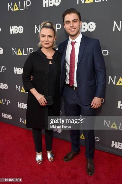 Carla Hool attends the NALIP Media Summit's Latino Media Awards at The Ray Dolby Ballroom at Hollywood Highland Center on July 27 2019 in Hollywood...