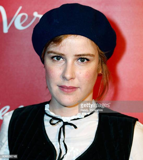 Carla Juri attends Verge Sundance Party 2016 Presented By Eddie Bauer on January 23 2016 in Park City Utah