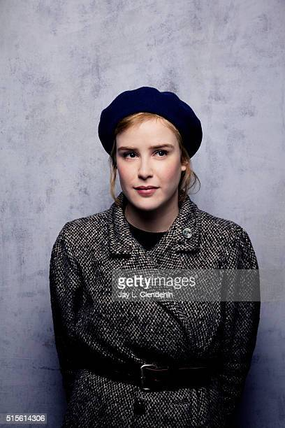 Carla Juri of 'Morris From America' poses for a portrait at the 2016 Sundance Film Festival on January 23 2016 in Park City Utah CREDIT MUST READ Jay...