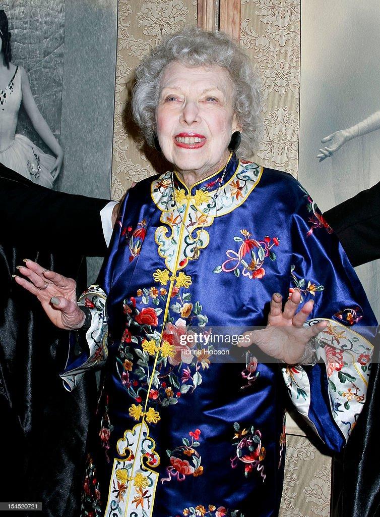 Hollywood Actress Carla Laemmle Celebrates 103rd Birthday