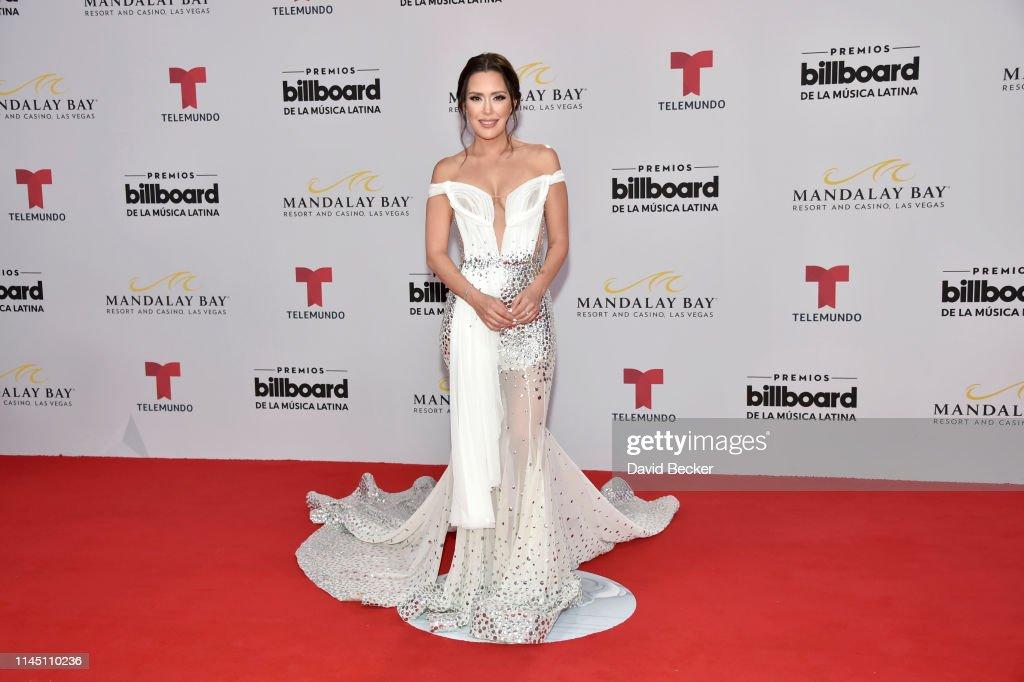 NV: 2019 Billboard Latin Music Awards - Arrivals
