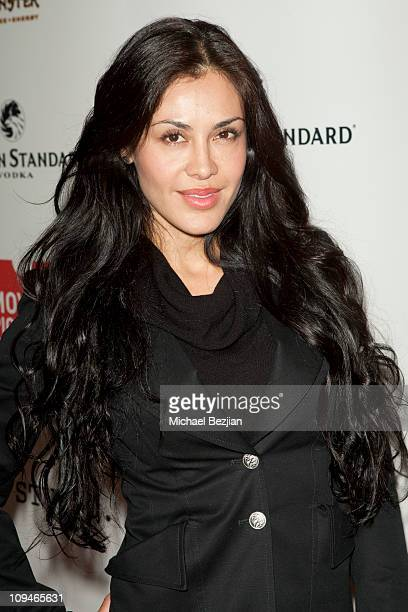 Carla Ortiz at The Studio At HAVEN360 Day 2 on February 26 2011 in West Hollywood California