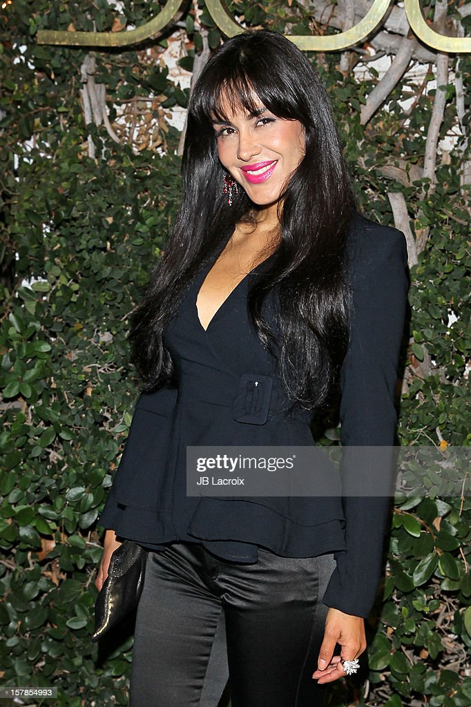 Carla Ortiz is seen on December 6, 2012 in Los Angeles, California.