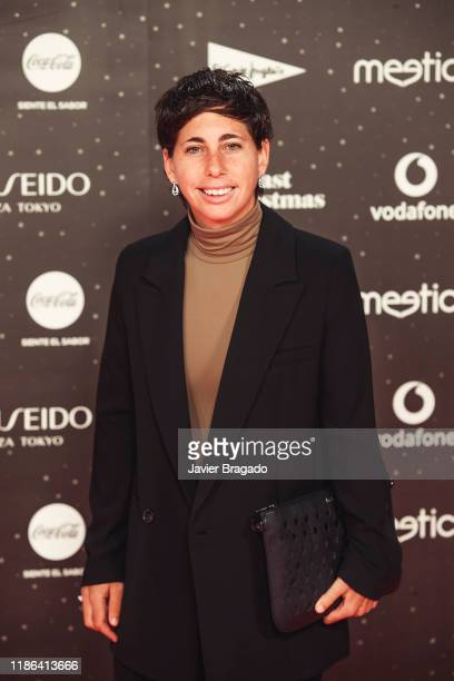 Carla Suarez attends 'Los40 music awards 2019' photocall at Wizink Center on November 08 2019 in Madrid Spain