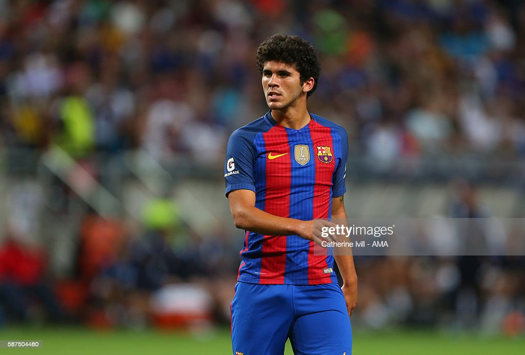 International Champions Cup 2016 - Leicester City v Barcelona : News Photo