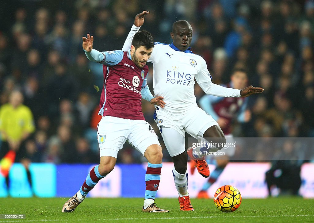 Aston Villa v Leicester City - Premier League