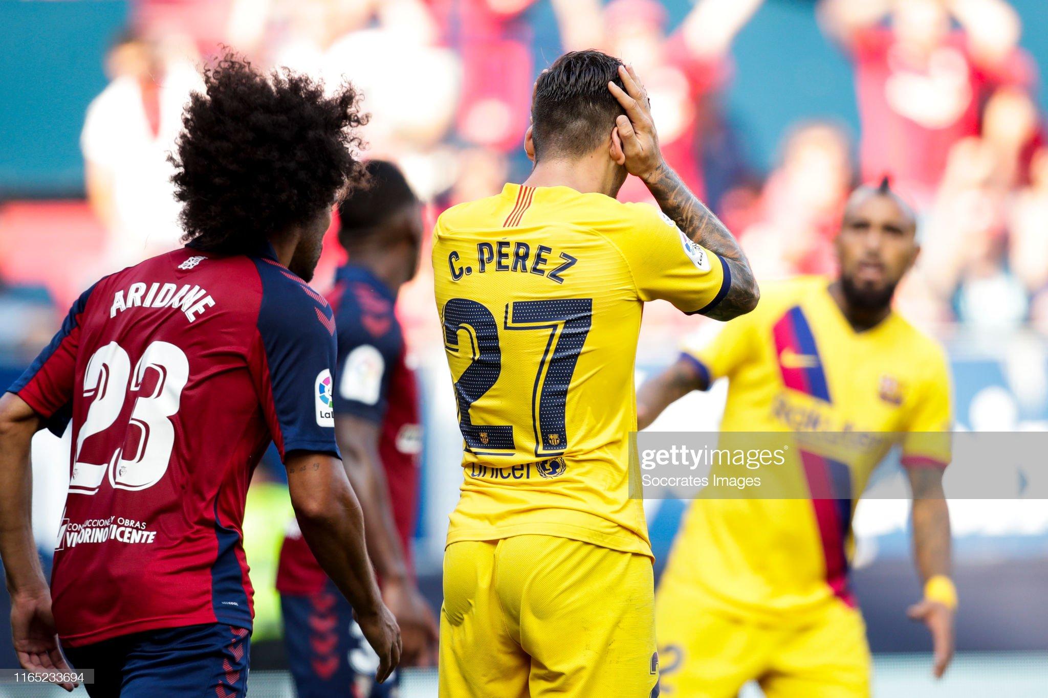 صور مباراة : أوساسونا - برشلونة 2-2 ( 31-08-2019 )  Carles-perez-of-fc-barcelona-during-the-la-liga-santander-match-v-picture-id1165233694?s=2048x2048