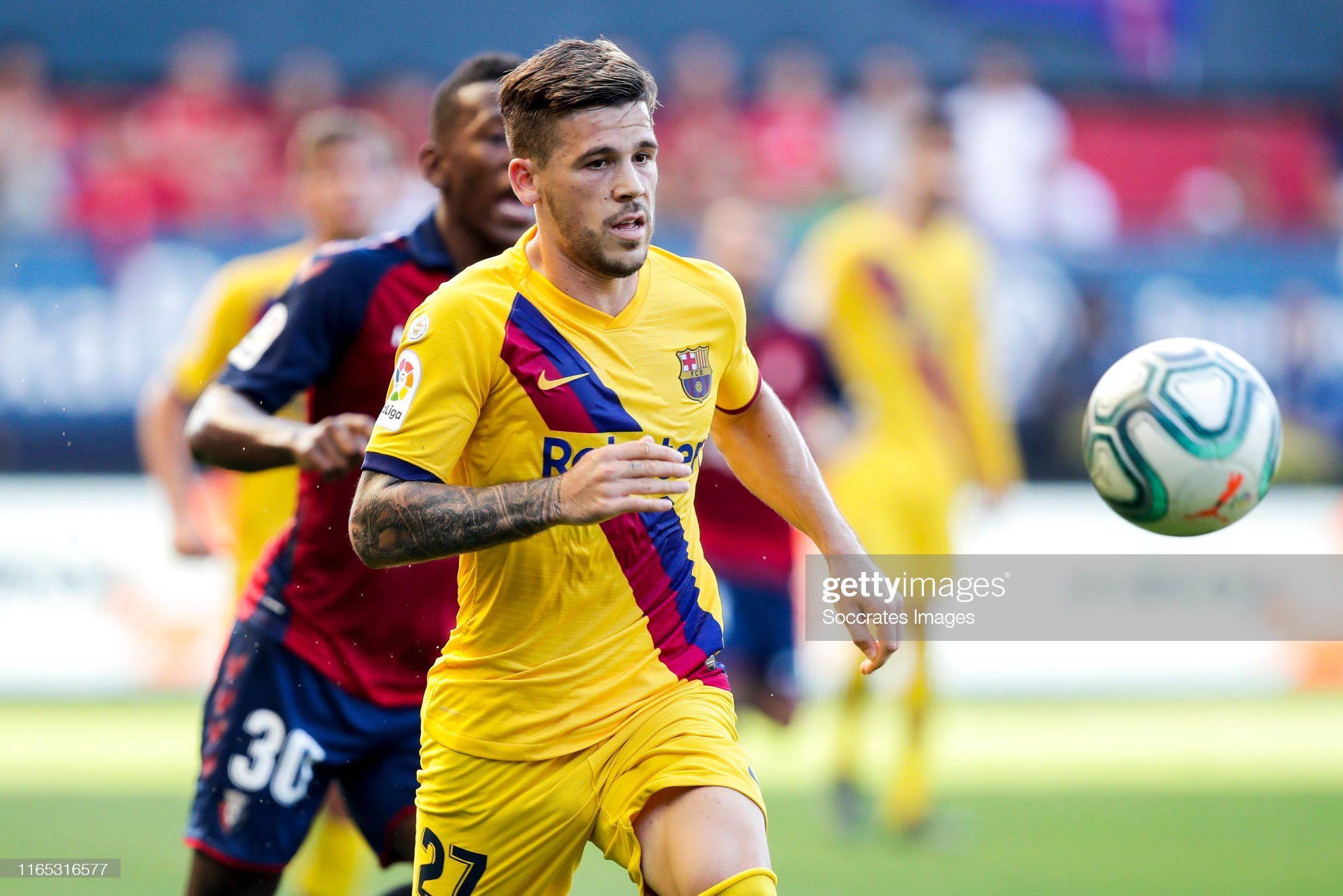 صور مباراة : أوساسونا - برشلونة 2-2 ( 31-08-2019 )  Carles-perez-of-fc-barcelona-during-the-la-liga-santander-match-v-picture-id1165316577?s=2048x2048