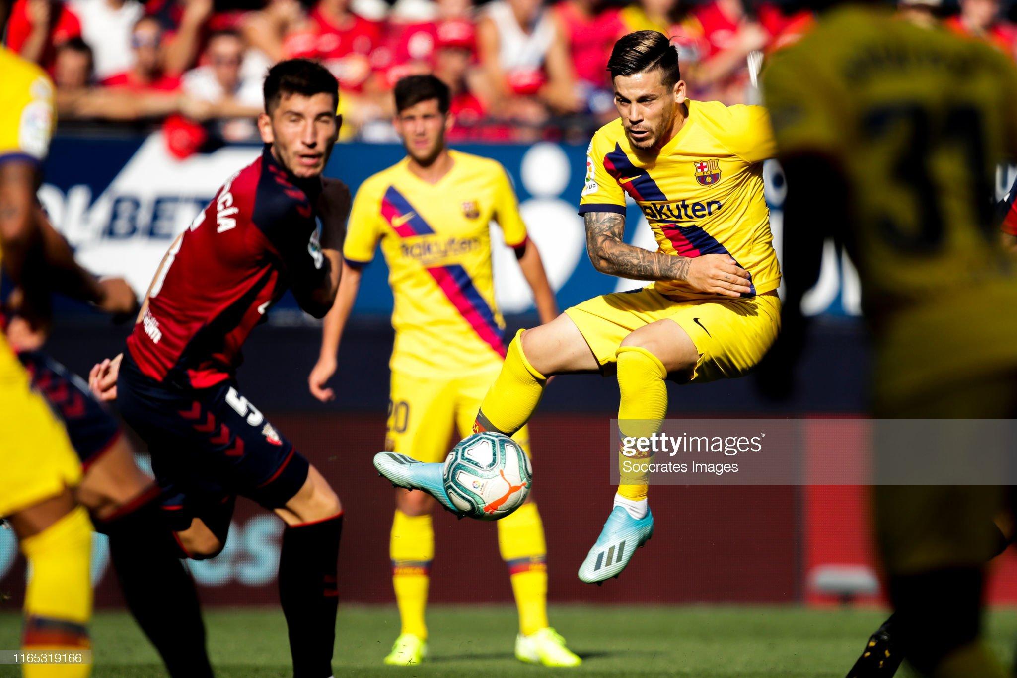 صور مباراة : أوساسونا - برشلونة 2-2 ( 31-08-2019 )  Carles-perez-of-fc-barcelona-during-the-la-liga-santander-match-v-picture-id1165319166?s=2048x2048
