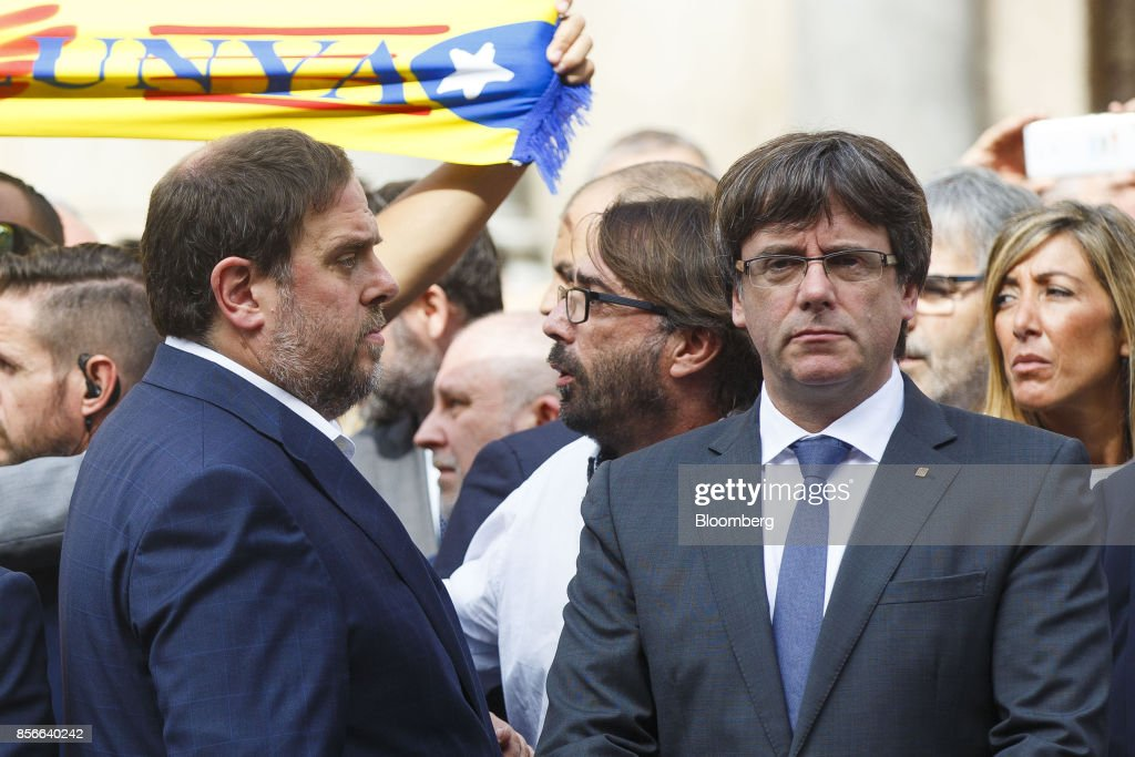Reaction As Catalans Signal They May Declare Independence Within A Week