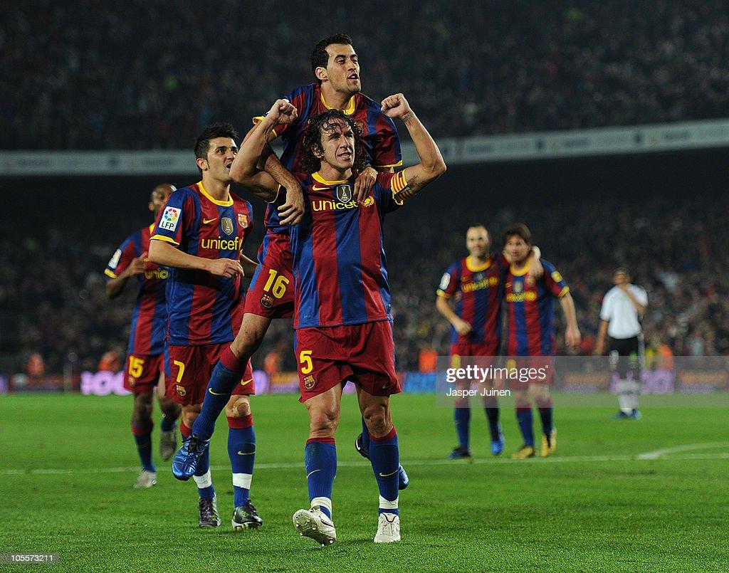 Barcelona v Valencia - La Liga