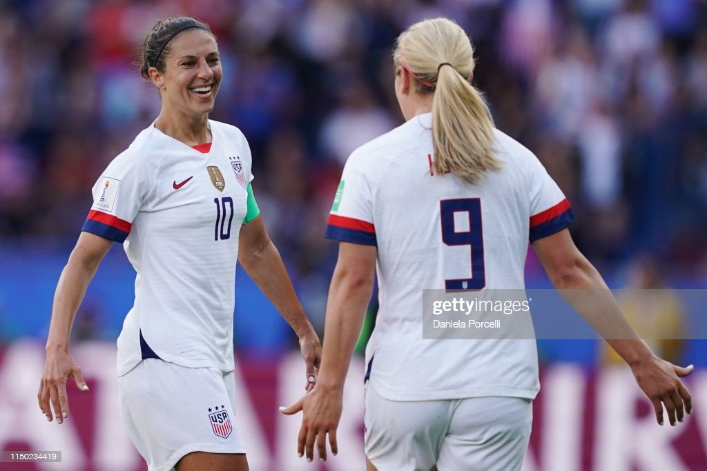 USA v Chile: Group F - 2019 FIFA Women's World Cup France : News Photo