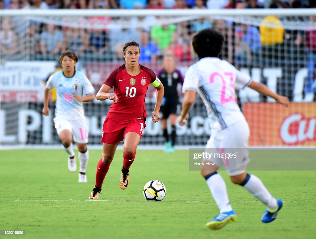 2017 Tournament Of Nations - Japan v United States : News Photo