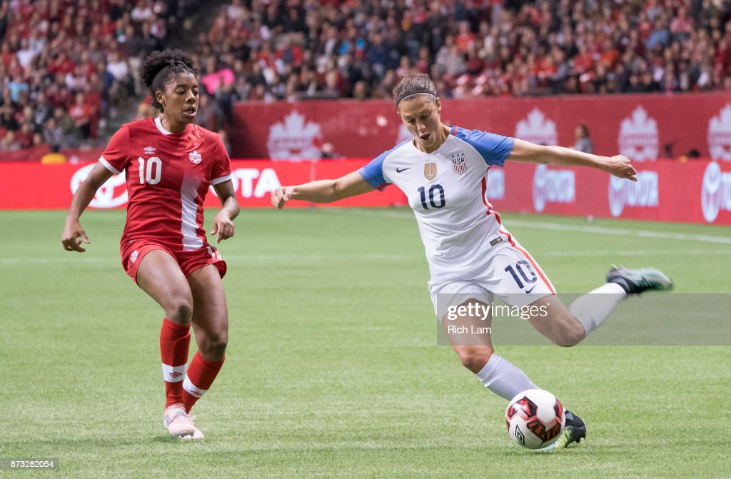 Canada v United States : News Photo