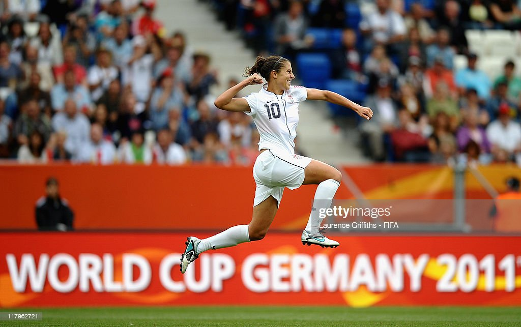 USA v Colombia: Group C - FIFA Women's World Cup 2011 : News Photo