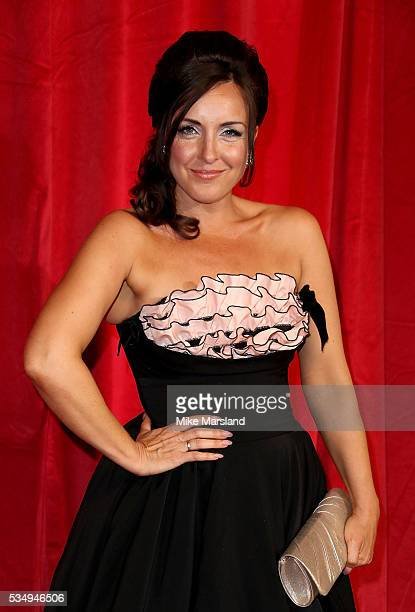 Carli Norris attends the British Soap Awards 2016 at Hackney Empire on May 28 2016 in London England