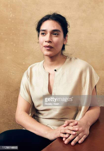 Carlie Guevara of the film 'The Garden Left Behind' poses for a portrait at the 2019 SXSW Film Festival Portrait Studio on March 9 2019 in Austin...