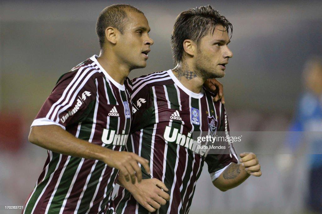 Fluminense v Goias - Brazilian Serie A 2013