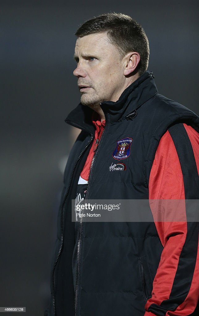 Northampton Town v Carlisle United - Sky Bet League Two : News Photo