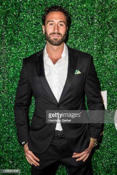 Carlito Pineiro attends the 3rd Annual Griot Gala Oscars After Party 2020 Hosted By Michael K. Williams at Ocean Prime on February 09, 2020 in...