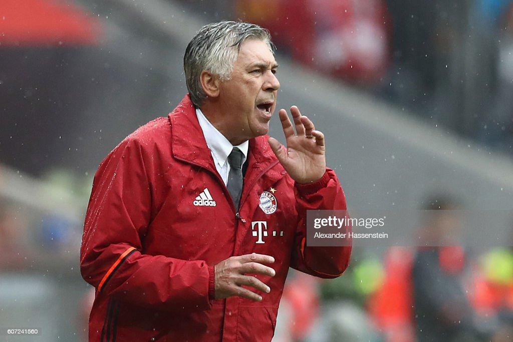 Bayern Muenchen v FC Ingolstadt 04 - Bundesliga : News Photo