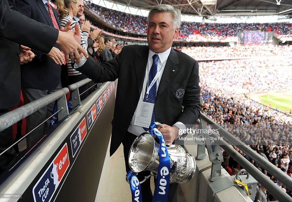 Chelsea v Portsmouth - FA Cup Final : News Photo