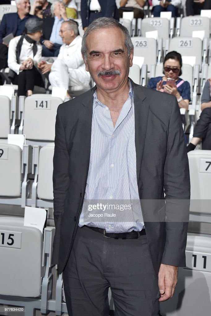 Giorgio Armani - Front Row - Milan Men's Fashion Week Spring/Summer 2019