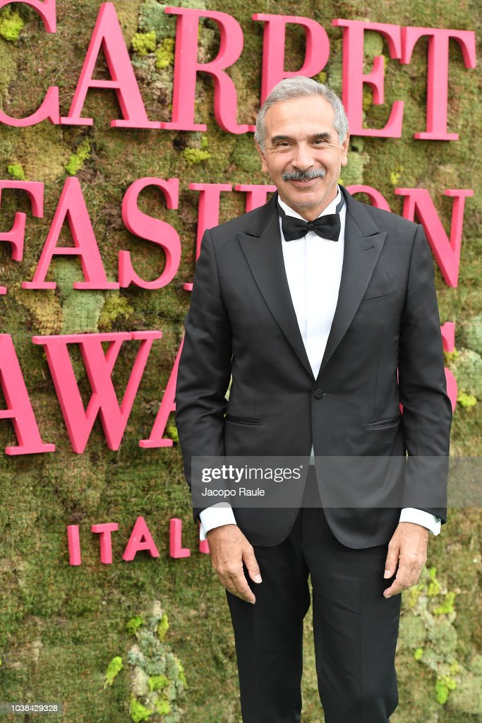 Green Carpet Fashion Awards Italia 2018 - Red Carpet Arrivals