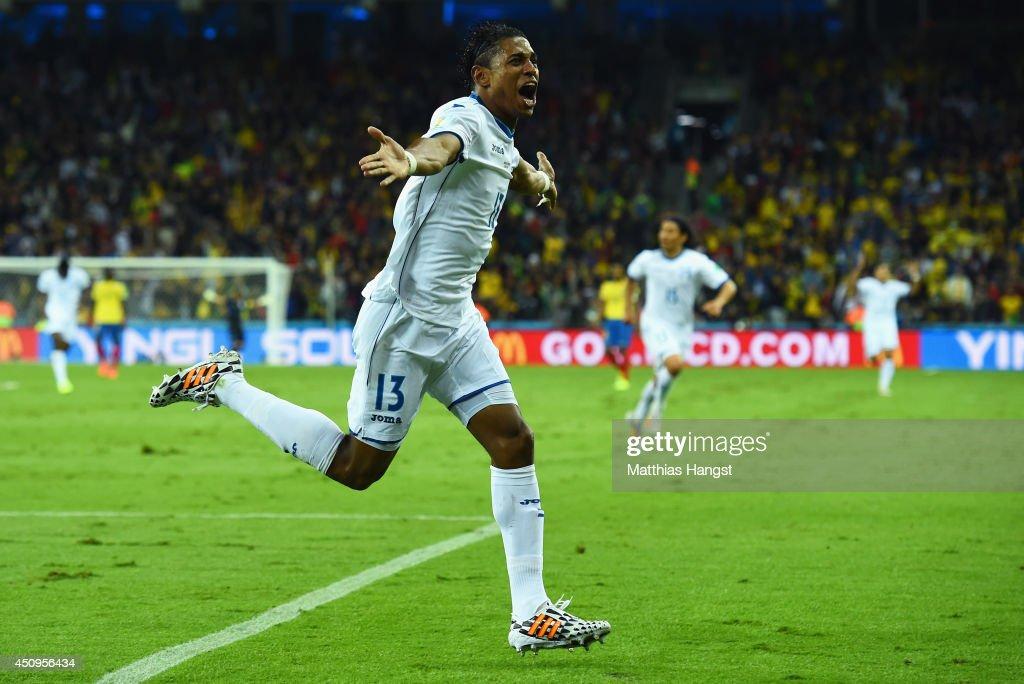 Honduras v Ecuador: Group E - 2014 FIFA World Cup Brazil