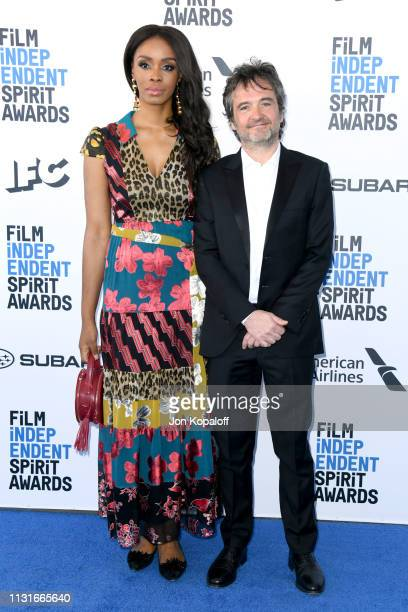 Carlo CrestoDina and guest attend the 2019 Film Independent Spirit Awards on February 23 2019 in Santa Monica California