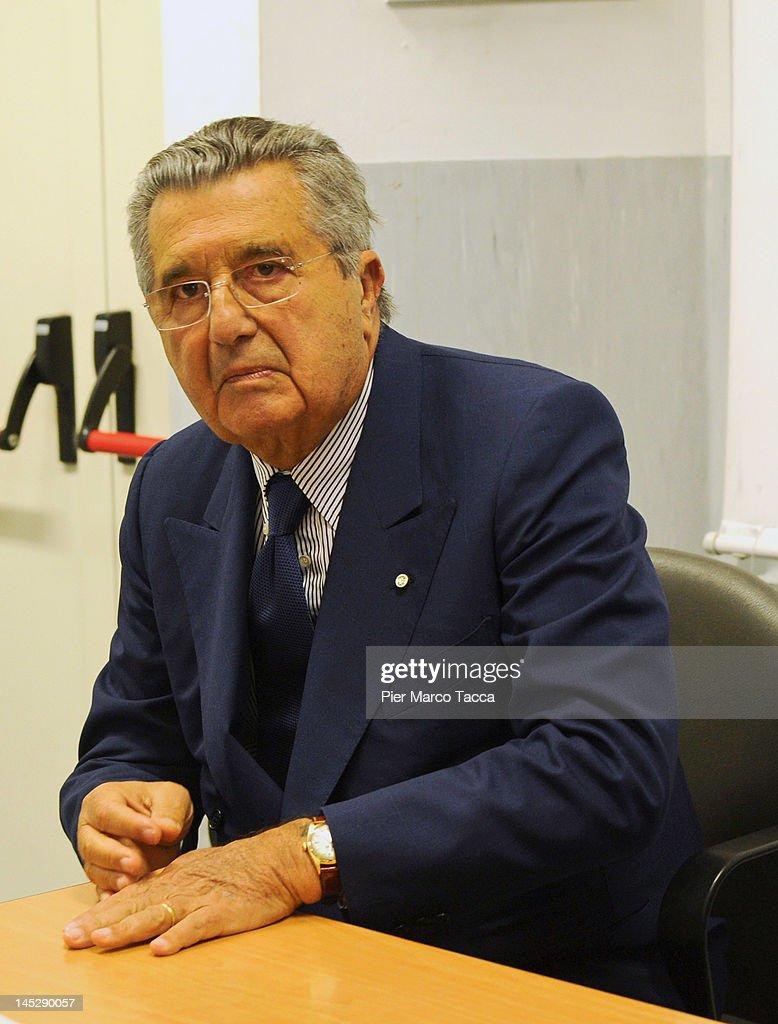 Carlo De Benedetti Q & A With Students