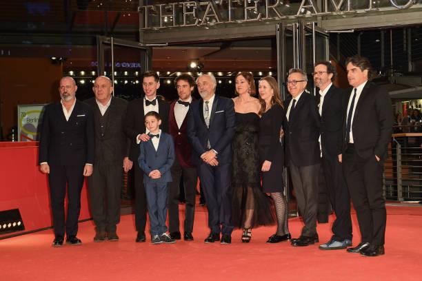 "DEU: ""Hidden Away"" Premiere - 70th Berlinale International Film Festival"