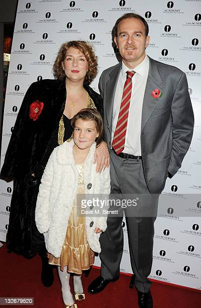 Carlo Gabriel Nero attends the Academy of Motion Picture Arts and Sciences' first European salute to actress Vanessa Redgrave at The Curzon Soho on...
