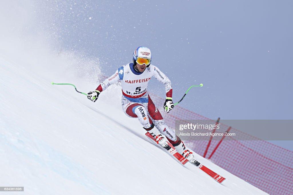 FIS World Ski Championships - Men's and Women's Downhill Training