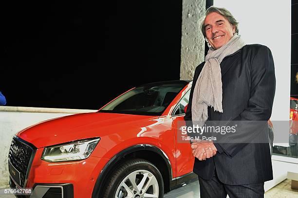 Carlo Massarini attends Locus Festival 2016 on July 16 2016 in Locorotondo near Bari Italy