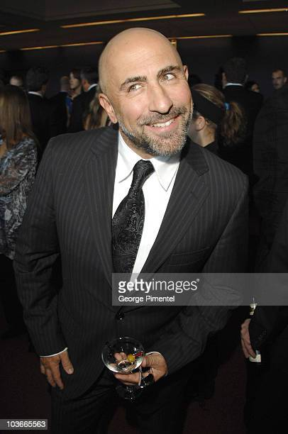 """Carlo Rota from the TV Series """"24"""" and """"Little House on the Prairie"""" attends The 22nd Annual Gemini Awards at the Conexus Arts Centre on October 28,..."""