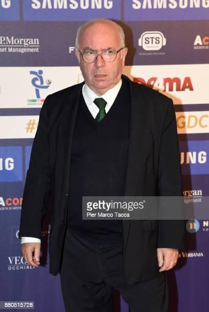 Carlo Tavecchio attends the Gran Gala Del Calcio 2017 on November 27 2017 in Milan Italy