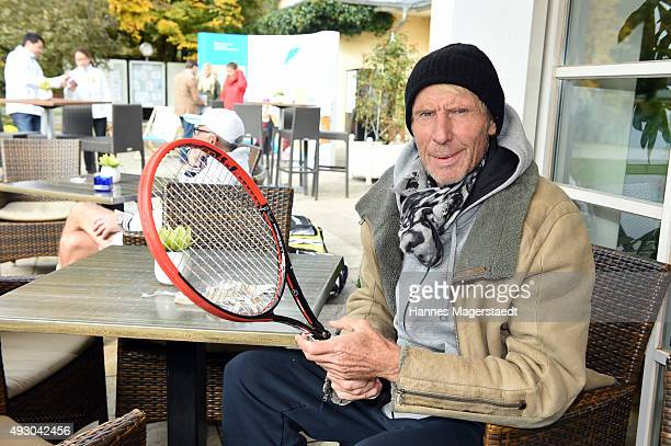 Carlo Thraenhardt attends the 'Golden RacketCharity2015Tournament' on October 17 2015 in Munich Germany