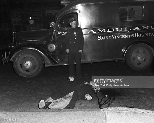 Carlo Tresca Slain on 5th Ave Felled by a gangsterstyle assassin who escaped in a car Carlo Tresca Italianborn revolutionist lies dead at Fifth Ave...