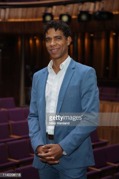 Carlos Acosta attends a reception for Yuli The Carlos Acosta Story screening at The Royal Opera House on April 03 2019 in London England