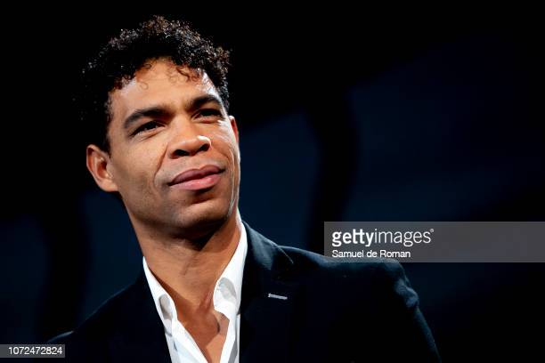 Carlos Acosta attends the 'Yuli' Madrid Photocall on November 26 2018 in Madrid Spain