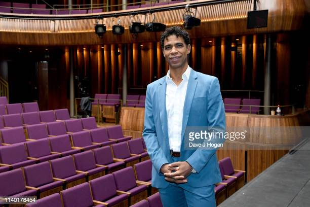Carlos Acosta attends the Yuli – The Carlos Acosta Story screening reception at The Royal Opera House on April 03 2019 in London England