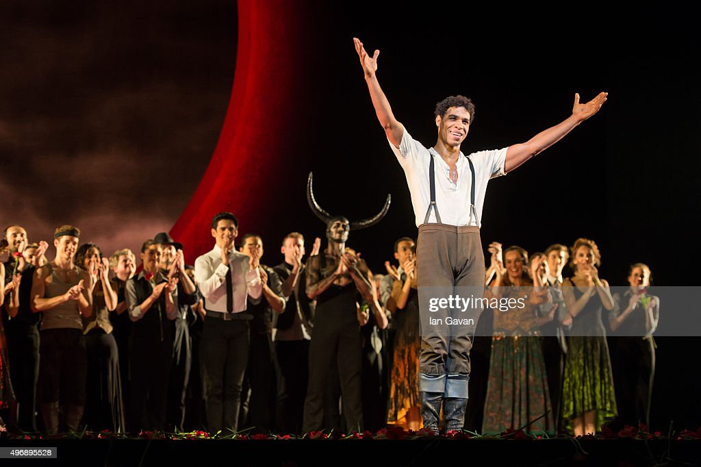 Carlos Acosta's Final Curtain Call For The Royal Ballet