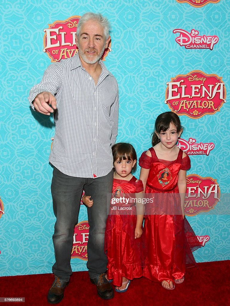 Carlos Alazraqui attends the screening of Disney Channel's 'Elena of Avalor' on July 16, 2016 in Beverly Hills, California.