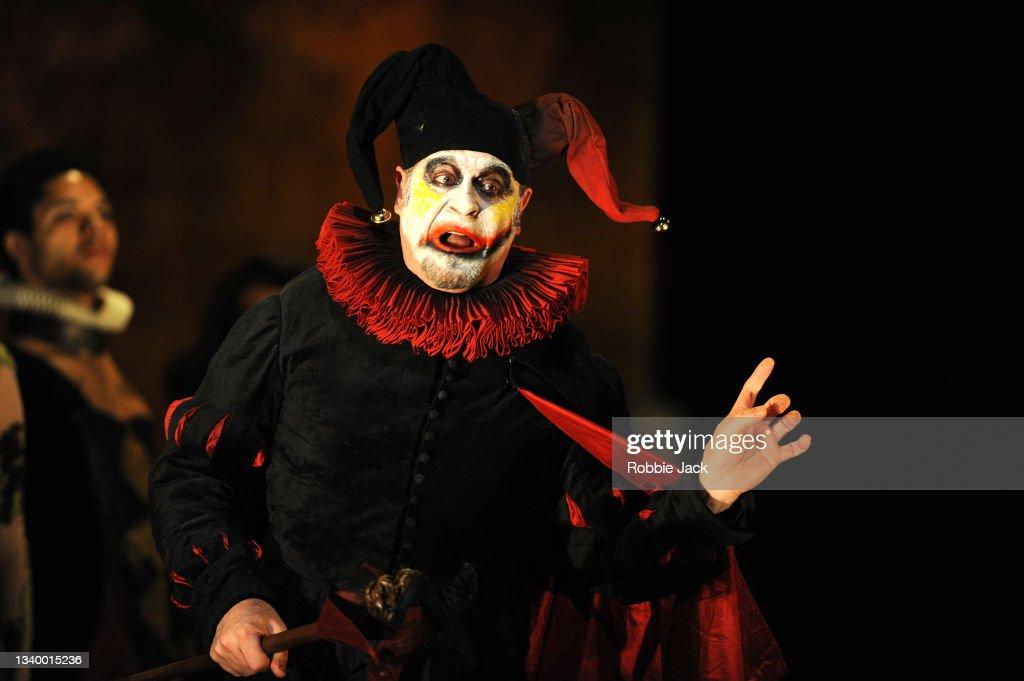 Rigoletto At The Royal Opera House : News Photo