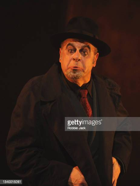 Carlos Alvarez as Rigoletto in Giuseppe Verdi's Rigoletto directed by Oliver Mears and conducted by Antonio Pappano at The Royal Opera House on...